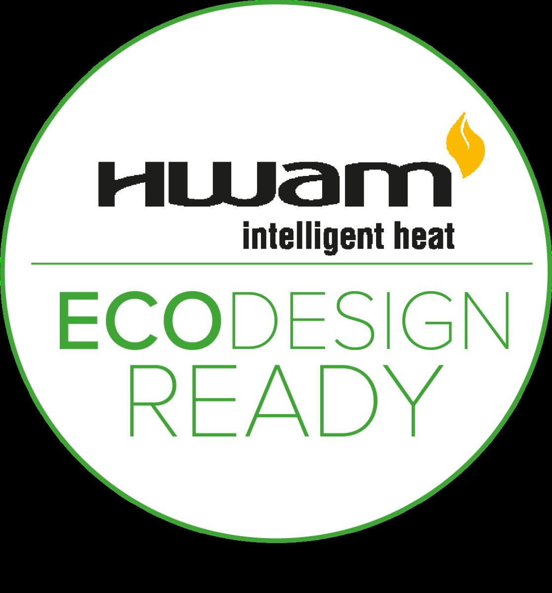 Alle HWAM brændeovne er ECO2022 godkendt