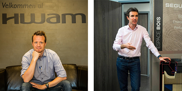 HWAM A/S og SEGUIN Group gå sammen