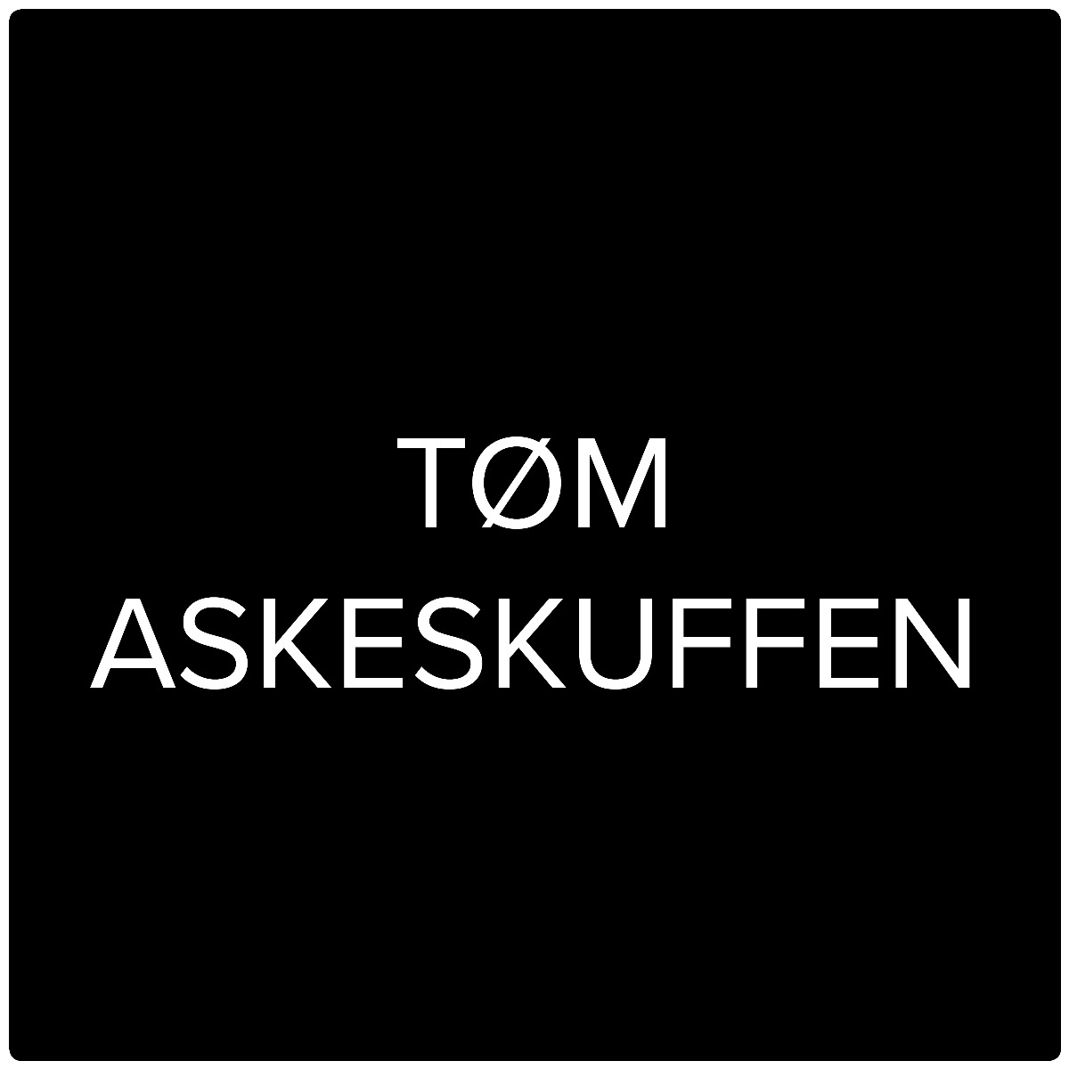 HWAM Video: Tøm askeskuffen korrekt